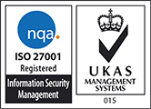 ISO 9001 Registered Information Security Management