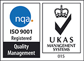 ISO 9001 Registered Quality Management